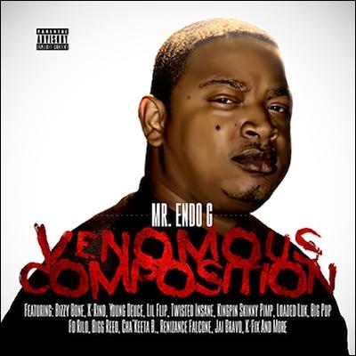 Mr. Endo G - Venomous Composition