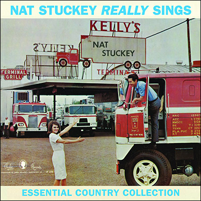 Nat Stuckey - Nat Stuckey Really Sings: Essential Country Collection