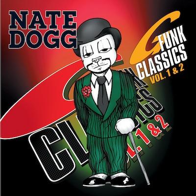 Nate Dogg - G Funk Classics Volumes 1 & 2 (Vinyl Reissue)