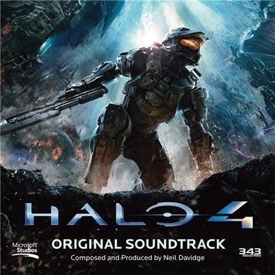 Neil Davidge - Halo 4 Soundtrack
