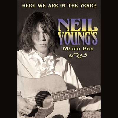 Neil Young - Here We Are In The Years (DVD)