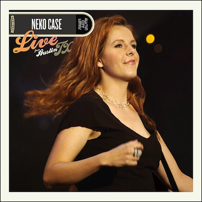Neko Case - Live From Austin TX (CD+LP+DVD)