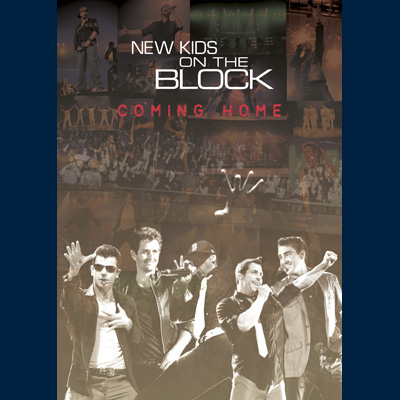 New Kids on the Block - Coming Home (DVD)