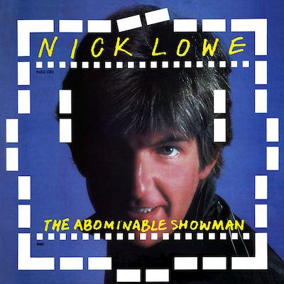 Nick Lowe - The Abominable Showman (Reissue)