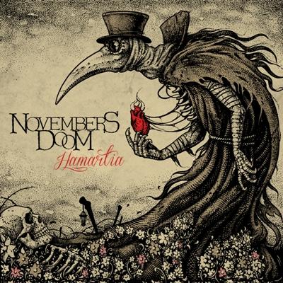 Novembers Doom - Hamartia