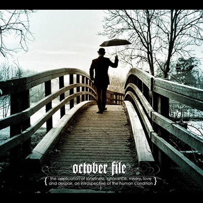 October File - The Application Of Loneliness...