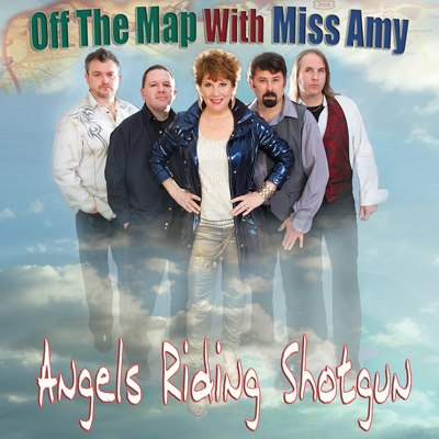 Off The Map With Miss Amy - Angels Riding Shotgun