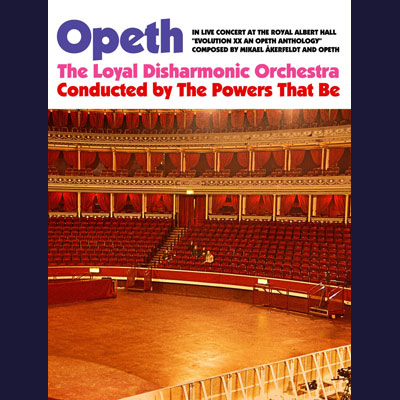 Opeth - In Live Concert At The Royal Albert Hall (DVD)