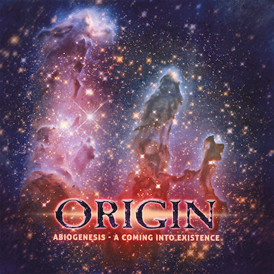 Origin - Abiogenesis - A Coming Into Existence