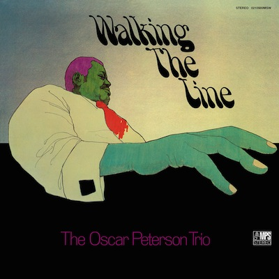 Oscar Peterson Trio - Walking The Line (Vinyl Reissue)