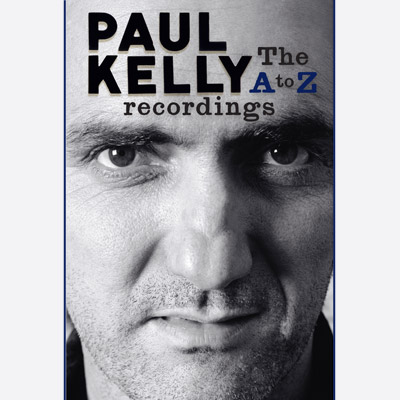 Paul Kelly - The A to Z Recordings (8-CD box)