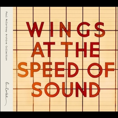 Paul McCartney And Wings - At The Speed Of Sound (Paul McCartney Archive Collection)