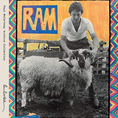 Paul & Linda McCartney - Ram (Reissue)