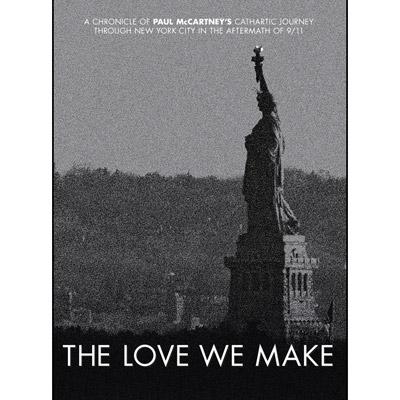 Paul McCartney - The Love We Make (DVD/Blu-ray)