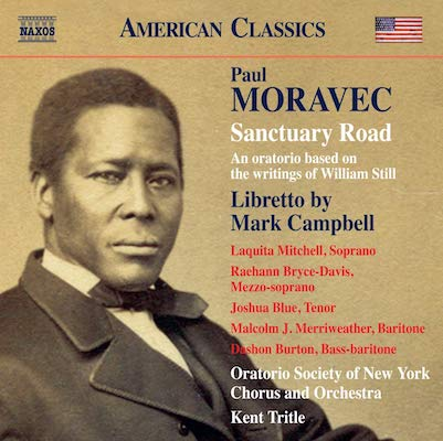 Oratorio Society Of New York Chorus & Orchestra + Soloists - Paul Moravec: Sanctuary Road