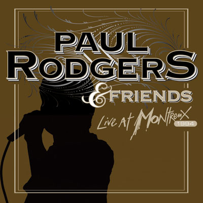 Paul Rodgers & Friends - Live At Montreux (CD/DVD)
