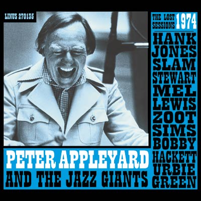 Peter Appleyard - The Lost 1974 Sessions