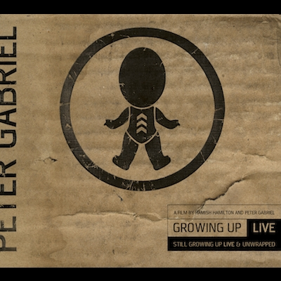 Peter Gabriel - Growing Up Live & Unwrapped + Still Growing Up Live (Blu-ray)