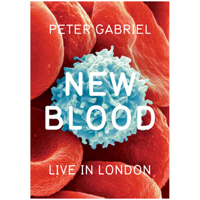 Peter Gabriel - New Blood Live In London (DVD/Blu-ray)
