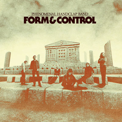 Phenomenal Handclap Band - Form & Control