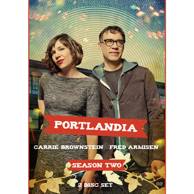 Portlandia - Season 2 (DVD/Blu-ray)