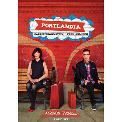 Portlandia - Season 3 (DVD/Blu-Ray)