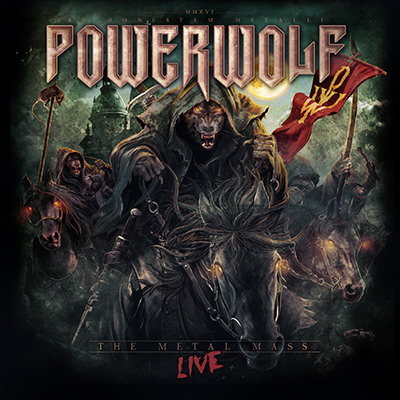 Powerwolf - The Metal Mass Live