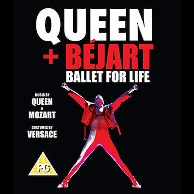 Queen + Béjart - Ballet For Life (DVD/Blu-ray)