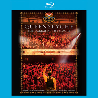 Queensrÿche - Mindcrime At The Moore (Blu-ray)