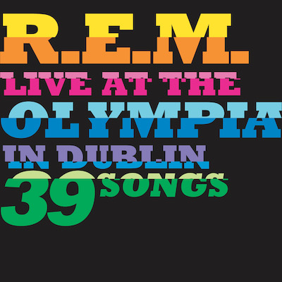 R.E.M. - Live At The Olympia (CD+DVD)