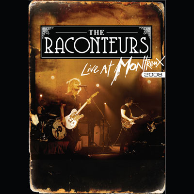 The Raconteurs - Live At Montreux 2008 (DVD/Blu-ray)