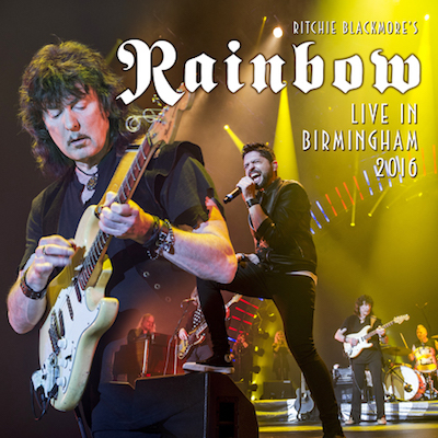 Ritchie Blackmore's Rainbow - Live In Birmingham 2016
