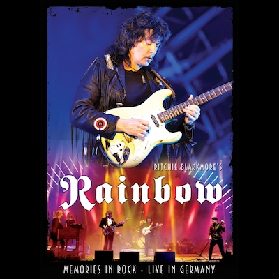 Ritchie Blackmore's Rainbow - Memories In Rock - Live In Germany (DVD+CD)