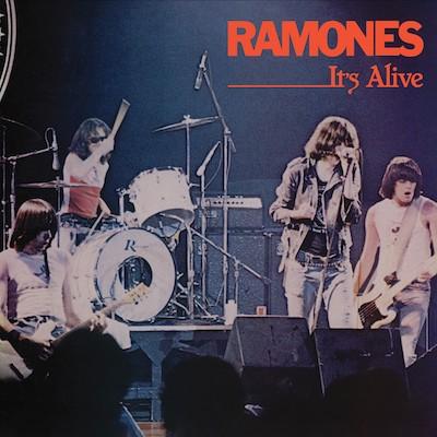 Ramones - It's Alive (40th Anniversary Deluxe Edition)