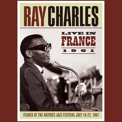 Ray Charles - Live In Fance (DVD)
