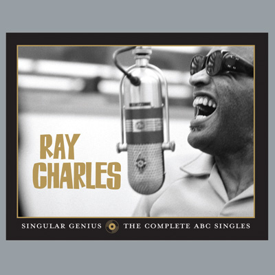 Ray Charles - Singular Genius: The Complete ABC Singles (Box Set)
