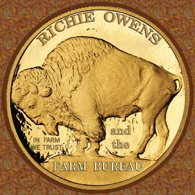 Richie Owens And The Farm Bureau - In Farm We Trust
