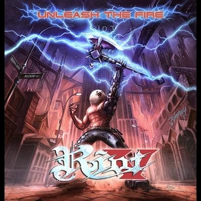 Riot V - Unleash The Fire