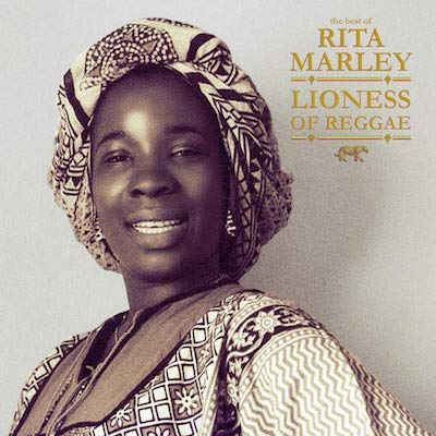 Rita Marley - The Best Of Rita Marley: Lioness Of Reggae (Vinyl)
