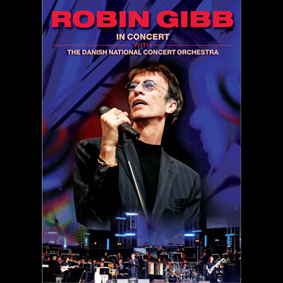 Robin Gibb - In Concert With The Danish National Concert Orchestra (DVD)