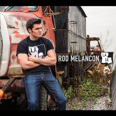 Rod Melancon - LA-14 (Digital EP)