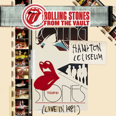 The Rolling Stones - From The Vault: Hampton Coliseum (Live In 1981)