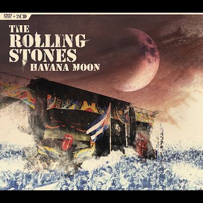 The Rolling Stones - Havana Moon (DVD+CD)