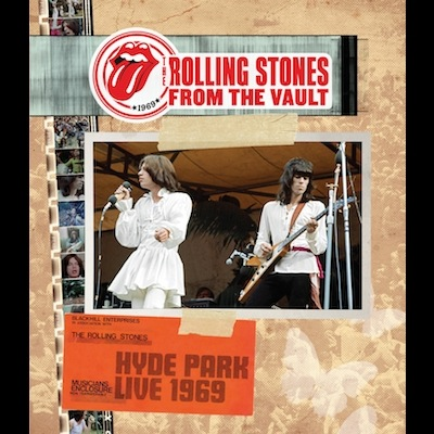 The Rolling Stones - From The Vault - Hyde Park 1969 (DVD)