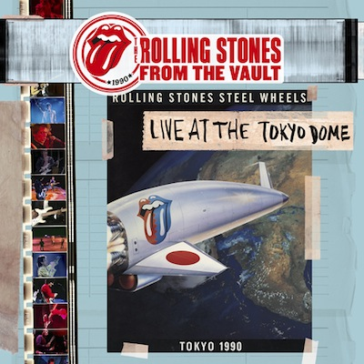 The Rolling Stones - From The Vault: Tokyo Dome 1990 (DVD+CD)