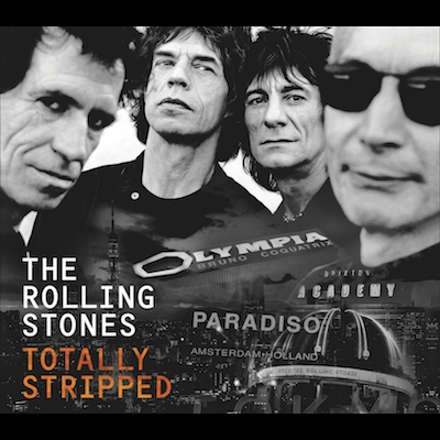 The Rolling Stones - Totally Stripped (DVD+CD)