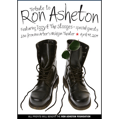 Ron Asheton - Tribute Concert With Iggy & The Stooges And Special Guests (DVD)