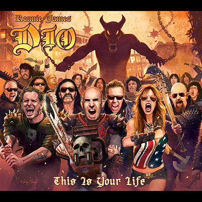 Ronnie James Dio - This Is Your Life (Vinyl)
