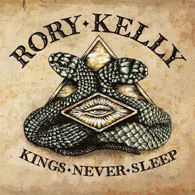 Rory Kelly - Kings Never Sleep