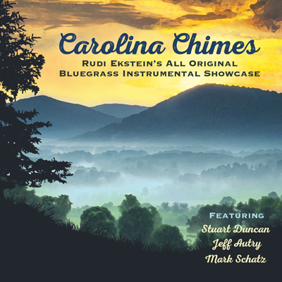 Rudi Ekstein - Carolina Chimes: Rudi Ekstein's Bluegrass Showcase
